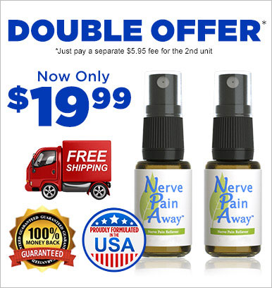 Order Nerve Pain Away™ Now!